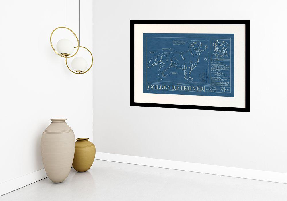 blueprint_wall_art